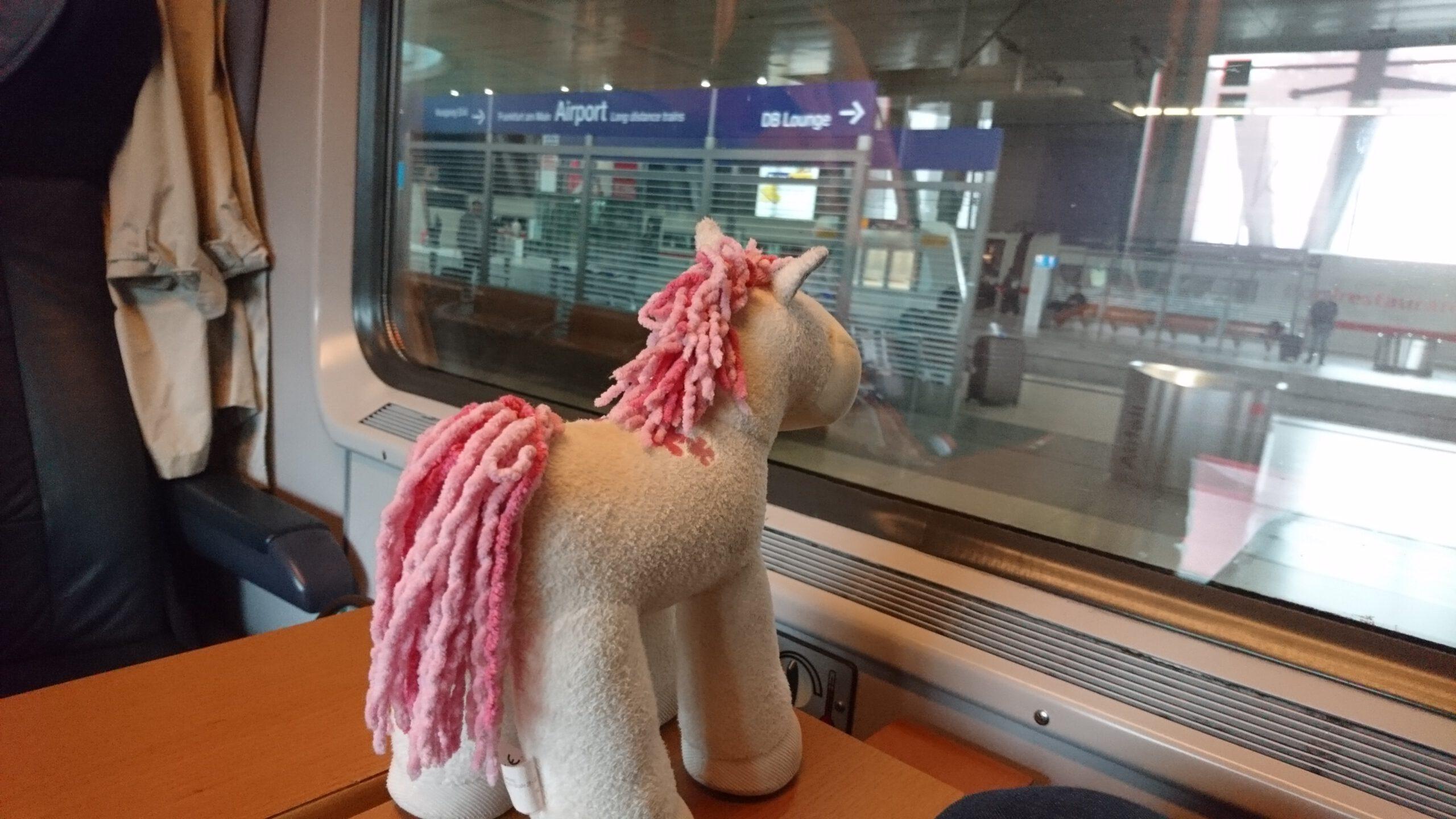 Zugreisen mit Kindern